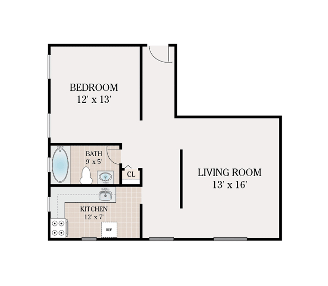Floor Plans Red Bank Terrace Apartments For Rent In Red