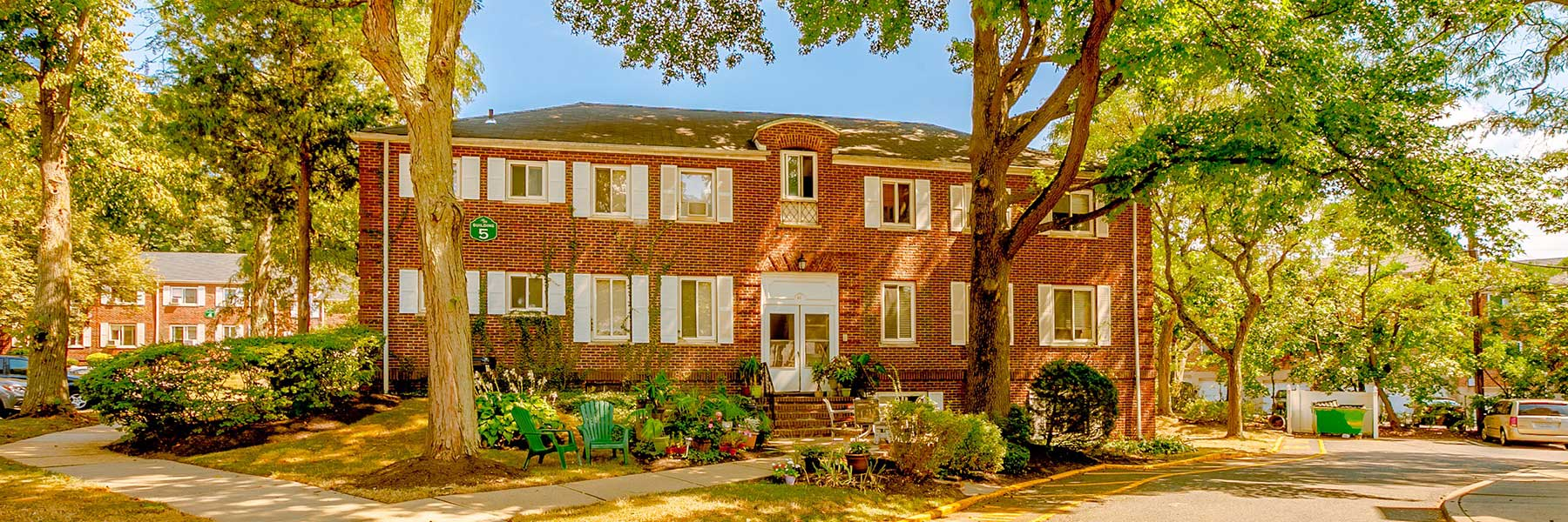 Red Bank Terrace Apartments