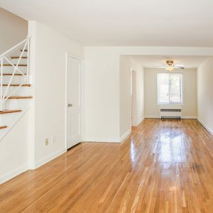 Red Bank Terrace Apartments wood floors