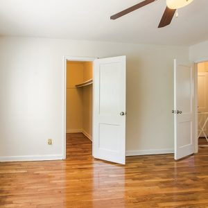 Red Bank Terrace Apartments hardwood floors